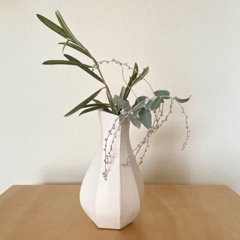 Craft in 3D, Vase, 2021.