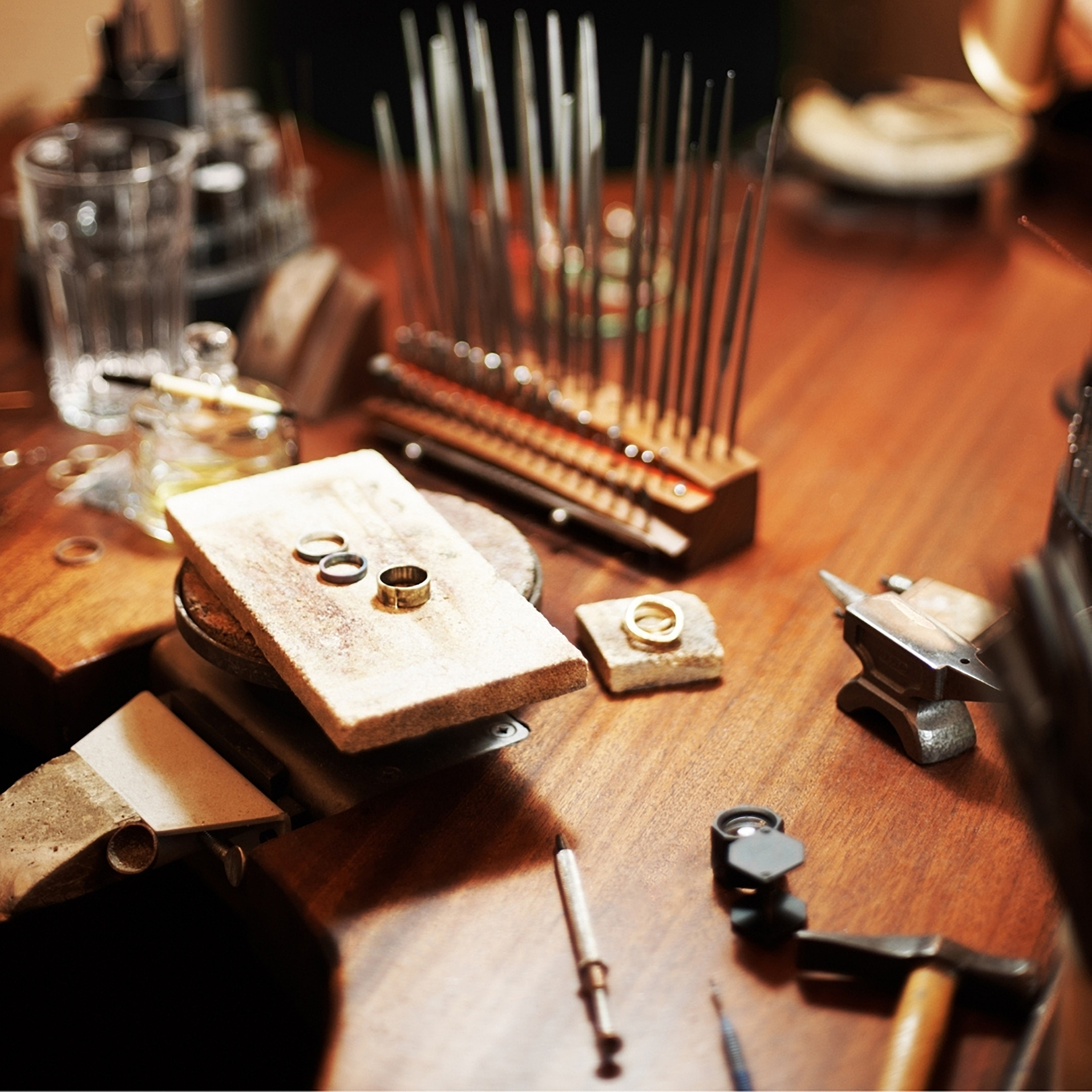 Virtual Atelier, Jewellery Making at Home.